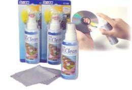 น้ำยาทำความสะอาดแผ่น CD/DVD CD-Clean