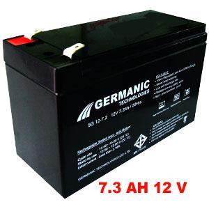 แบตเตอรี่ Battery 7.2Ah, 12V