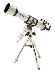กล้องดูดาวหักเหแสง LXD75 AR6