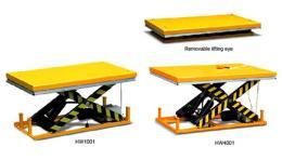 เครื่องยกสินค้า Lift Table
