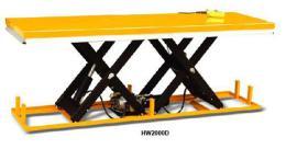 เครื่องยกสินค้า Larger Lift Table