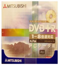 แผ่นดีวีดี DTR47H10