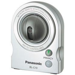 กล้องวงจรปิด พานาโซนิครุ่น BL-C10 CMOS Pan