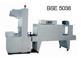 เครื่องห่อแพ็คโหลขวดน้ำดื่ม รุ่น BSE 5038