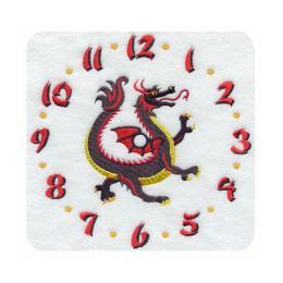นาฬิกาลายปัก CK-A1120