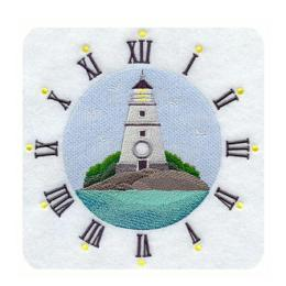 นาฬิกาลายปัก CK-A4543