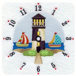 นาฬิกาลายปัก CK-A4548