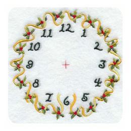 นาฬิกาลายปัก CK-G1446