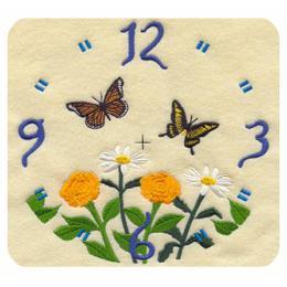นาฬิกาลายปัก CK-G1515