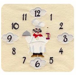 นาฬิกาลายปัก CK-G1705