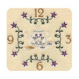 นาฬิกาลายปัก CK-G1868
