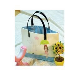 กระเป๋าผ้าปักลายการ์ตูน KR_Bag04