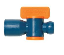 """ท่อกระดูกงู 1/4"""" Female NPT valve"""
