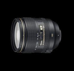 เลนส์กล้องถ่ายรูป AF-S 24-120 f/3.5-5.6G IF-ED