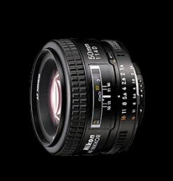 เลนส์กล้องถ่ายรูป AF 50 f/1.4D