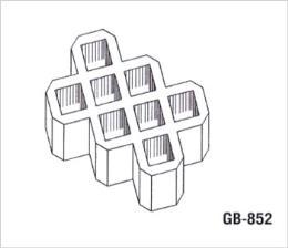 กรีนบล็อก   GB-852