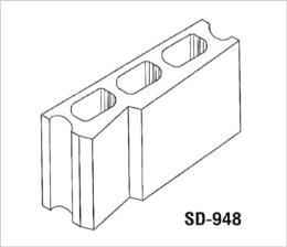 ชาโดว์บล็อก   SD-948