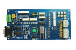 บอร์ดหัวพิมพ์     control board 1