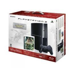 เครื่องเล่นเกมส์ PS3 160 GB