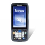 บาร์โค้ด CN51 Mobile Computer Capable scanning all 1D and 2D barcodes 1D as small Android OS