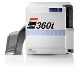 เครื่องพิมพ์บัตร DCP 360i