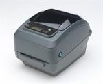 เครื่องพิมพ์บาร์โค้ด Zebra GX420t thermal transfer printer Specs Resolution 203 dpi (8 dots/mm) Widt
