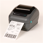 เครื่องพิมพ์บาร์โค้ด Zebra GK420d direct thermal printer Specs Resolution 203 dpi (8 dots/mm) Width