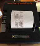 RP80US RONGTA เครื่องพิมพ์ใบเสร็จ ความเร็วในการพิมพ์ 250 mm/วินาที
