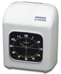 เครื่องตอกบัตร AMANO EX3500N