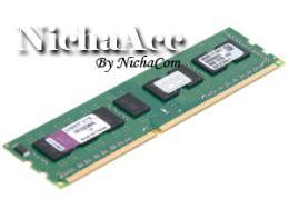 หน่วยความจำแรม DDR3(1333) 4GB. Kingston
