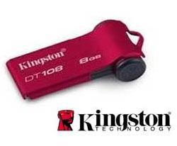 แฟลชไดร์ฟ 8GB Kingston (DT-108)