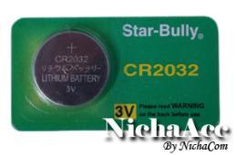 ถ่าน CR2032 สำหรับ Mainboard