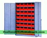 จัมโบ้ ตู้เหล็ก, ตู้เก็บกล่องอะไหล่ ชนิดมีประตู - BC858DB