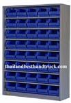 จัมโบ้ ตู้เหล็ก, ตู้เก็บกล่องอะไหล่ ชนิดไม่มีประตู - BC858B