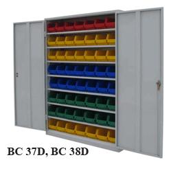ตู้ใส่กล่องอะไหล่ รุ่น BCD