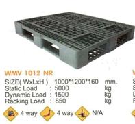 พาเลทรุ่นรับน้ำหนักปานกลาง  รุ่น WMV 1012 NR