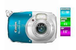 กล้องดิจิตอล - Canon Powershot D10