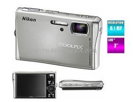 กล้องดิจิตอล - Nikon COOLPIX S51C