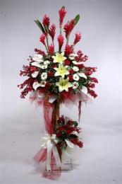 ดอกไม้บนขาตั้ง ST-1102