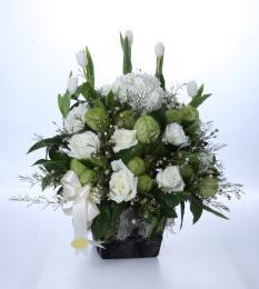 ดอกไม้บนแจกัน FV-1204
