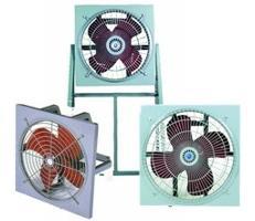 พัดลมอุตสาหกรรมใบแดง (IF Series)