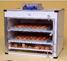 ตู้ฟักไข่ ( 70 ฟอง ) และตู้เกิดในตู้เดียวกัน ( 70