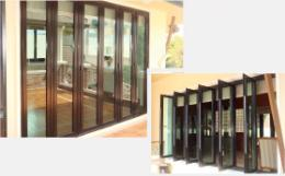 หน้าต่างบานเปิด  รุ่น Slim Style-MPT75