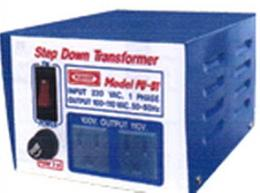 หม้อแปลงไฟฟ้า AUTO Step-Down Transformer 01 Series