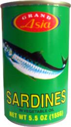 ปลาซาร์ดีนกระป๋อง