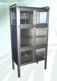 ตู้เก็บอาหารขายาว Aluminium รหัส FSA 30601L