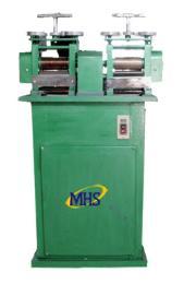 เครื่องรีดไฟฟ้า MHS 2 หัว มอร์เตอร์ 1 แรง