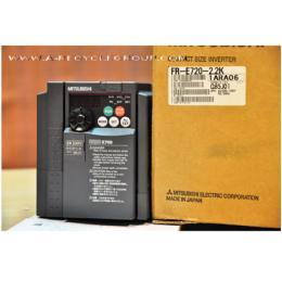 Inverter รุ่น FR-E720-2.2k