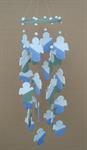 โมบายเซรามิค Wind Chimes 4017 (8 rows) Doll