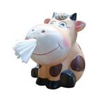 ที่ใส่ทิชชู่รูปวัว 3592_3  Tissue Box (Cow)